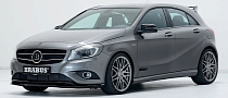 Brabus Mercedes-Benz A220 CDI: Diesel Hot Hatch [Photo Gallery]