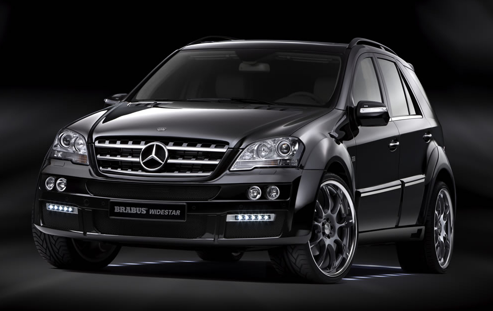 brabus new generation mercedes benz m klasse widestar autoevolution. Black Bedroom Furniture Sets. Home Design Ideas