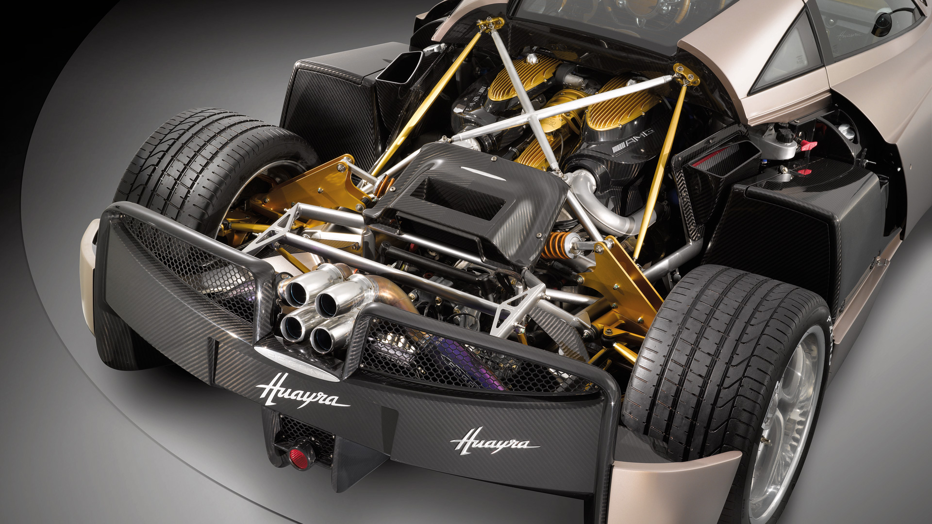 bus Reportedly Refuses to Tune Pagani Huayra to 900 HP ...