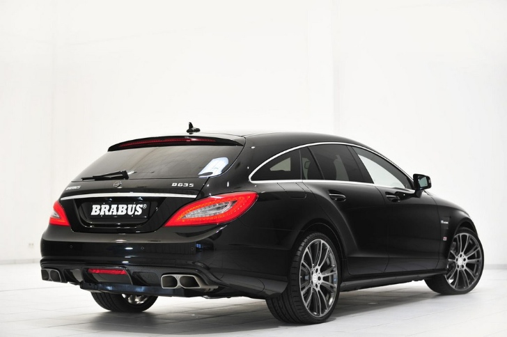 Brabus Sends Two New Beasts to Geneva [Photo Gallery]
