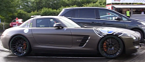 Brabus SLS AMG Exhaust Sound [Video]