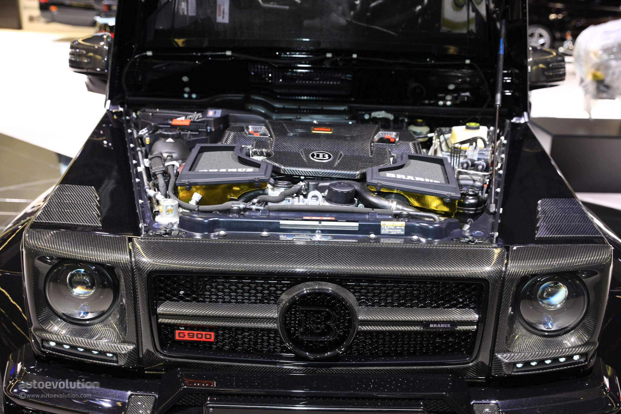 Mercedes G 900 >> Brabus Takes Frankfurt By Storm With Tuned G65, Rocket 900, Ultimate E Concept - autoevolution