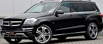 Brabus Tunes Mercedes-Benz GL-Class SUV [Photo Gallery]