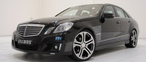 Brabus Tuning Program for the New Mercedes E-Klasse