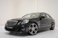 Brabus tuning program for the E-Klasse
