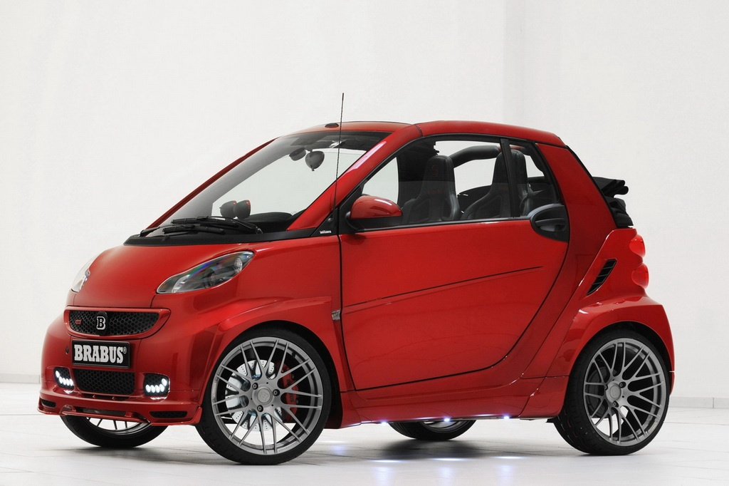 brabus ultimate 120 smart cabrio bows in geneva. Black Bedroom Furniture Sets. Home Design Ideas