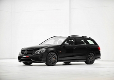 Brabus Unveils 850 hp E-Class Wagon [Photo Gallery]