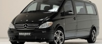 Brabus Viano Lounge Concept Van Revealed