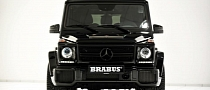 Brabus Widestar Mercedes G63 AMG Makes Video Debut [Video]