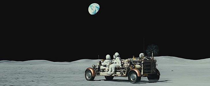 Resultado de imagen para moon rovers ad astra