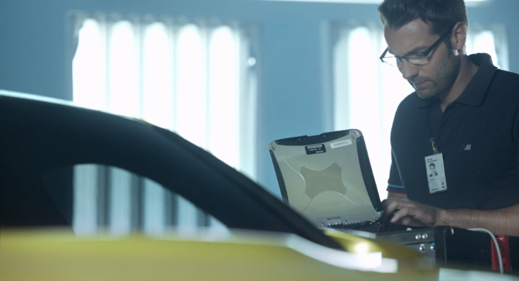 Brand New BMW M4 Teaser [Video]