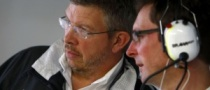 Brawn Dismisses Button/McLaren Switch