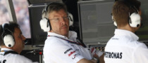 Brawn Happy with Mercedes' Progress