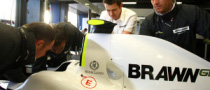 Brawn Introduce Major Upgrade on BGP 001 in Hungary