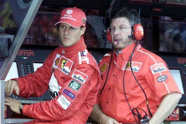 Brawn Would Bet On Schumacher S Win In 2009 Autoevolution