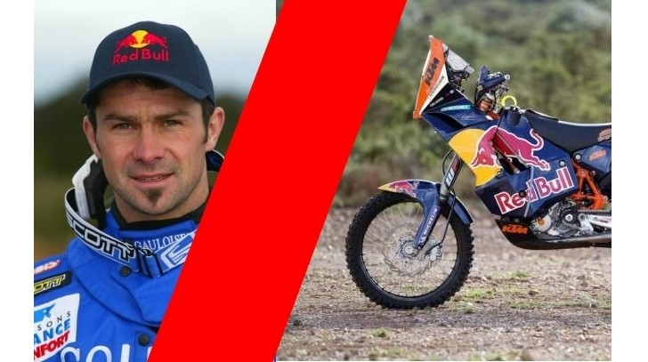 Breaking News: Cyril Despres No Longer Riding for KTM