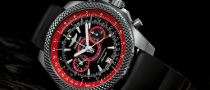 Breitling for Bentley Supersport Light Body Watch Presented