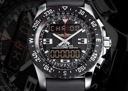 Breitling Released Raven Special Edition Autoevolution