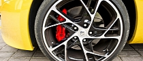 Brembo Gathers 100,000 Facebook Fans