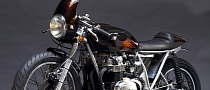 Bridge City Cycles Customized Honda CB550