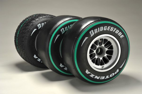 Bridgestone Announces Tire Allocation For Opening F1