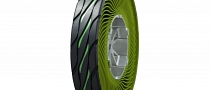 Bridgestone Develops Airless Tire