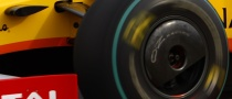 Bridgestone Tire Compounds for Barcelona: Hard/Soft