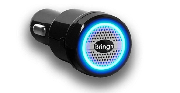 Bringrr - Car Phone Reminder and Charger [Video]