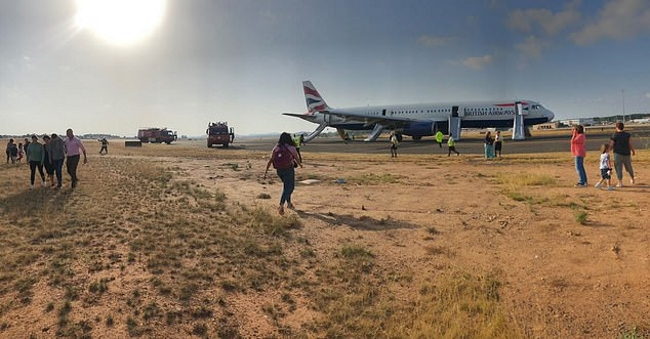 British Airways Flight Makes Emergency Landing After