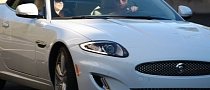 Britney Spears Buys New Jaguar Convertible