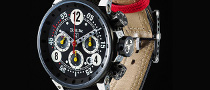 BRM V12-T-44 Abarth Chronograph Unveiled