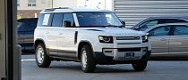 Broken 2020 Land Rover Defender Is Still Broken, Water Is Still Wet