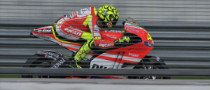 Broken Shoulder Costs Rossi 0.5 Seconds per Lap