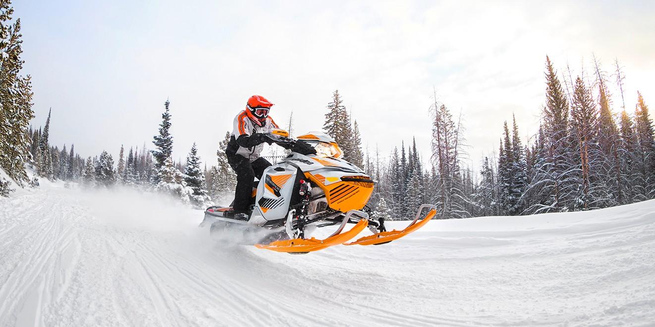 BRP Announces a New Snowmobile Platform That Brings Massive