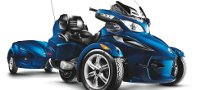 BRP Recalls the 2011 CanAm Spyder RT