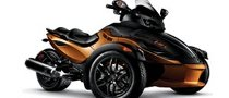 BRP Tilting CanAm Spyder Patent Revealed