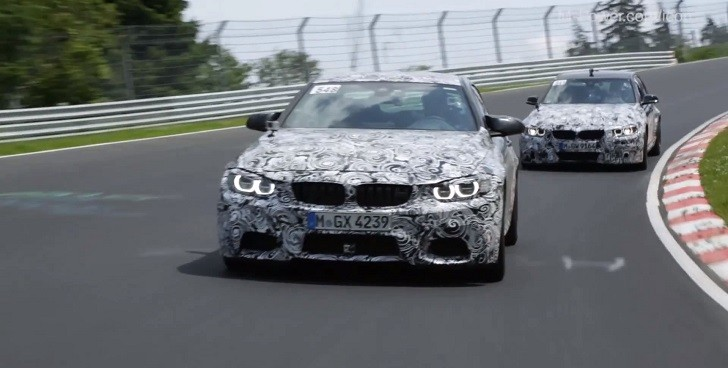 Bruno Spengler Tests the 2014 BMW M4 [Video]