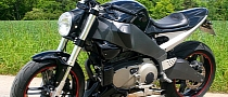 Buell XB12S Streetfighter Upgraded By Custom-Wolf