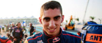Buemi Puts 3 Kg of Muscles On Before 2011 Season