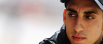 Buemi Wants New STR5 Chassis for Spain