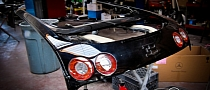 Bugatti Veyron Tuning Project Teaser from Platinum Motorsport