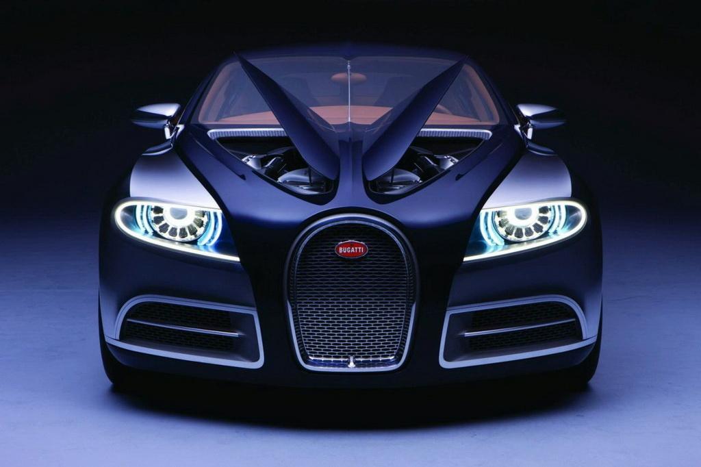 Bugatti 16C Galibier to Enter Limited Production in 2013 - autoevolution