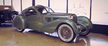 Bugatti Aerolithe - The Single Perfect Replica [Video]