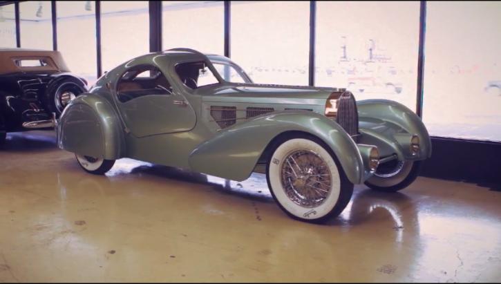 bugatti aerolithe the single perfect replica autoevolution
