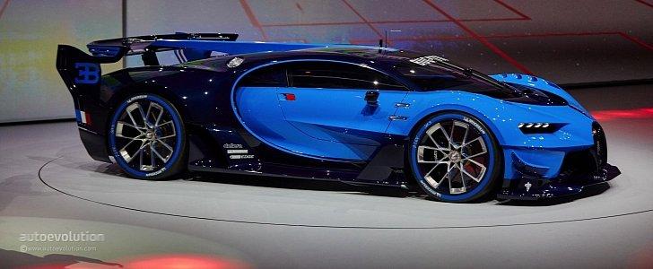 Bugatti Chiron Getting Targa Version In 2018 Autoevolution