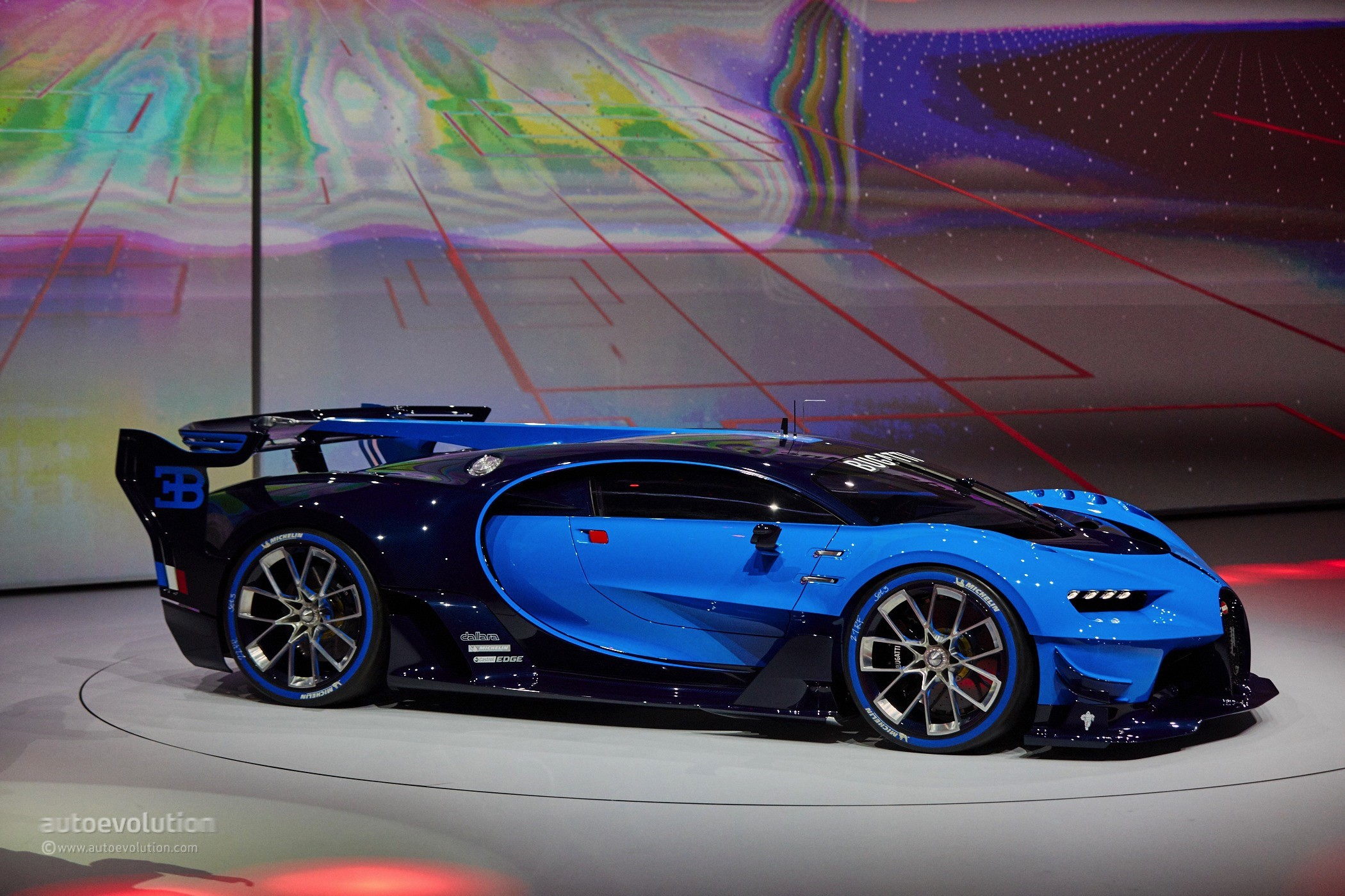Bugatti Chiron Getting Targa Version In 2018 Autoevolution