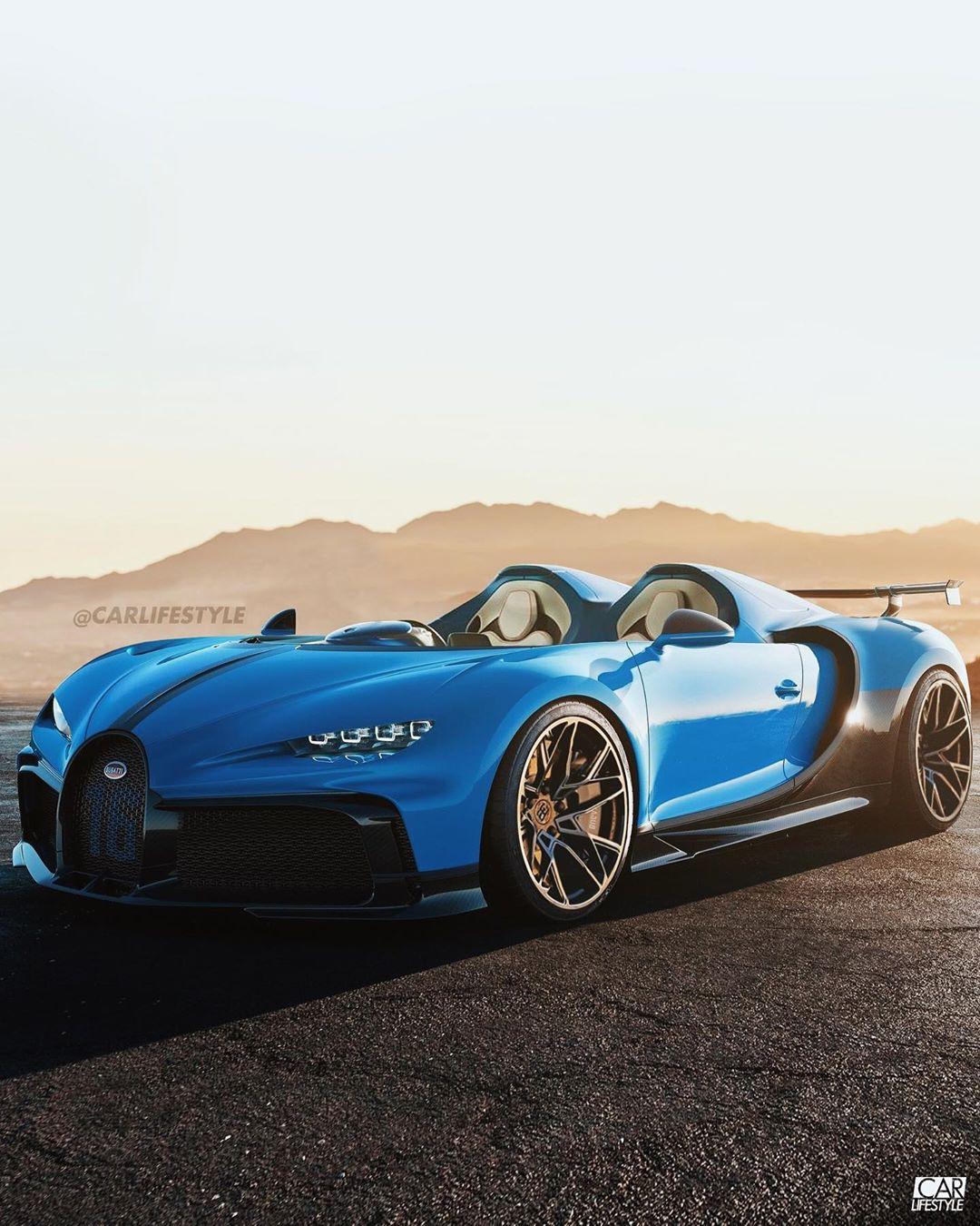 Bugatti Chiron Sport: Bugatti Chiron Pur Sport Speedster Rendered, Will Give