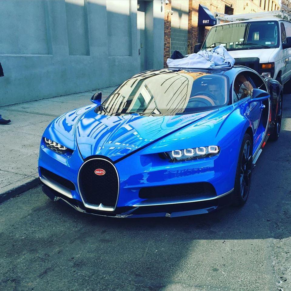 UPDATE: Bugatti Chiron Spotted In Manhattan