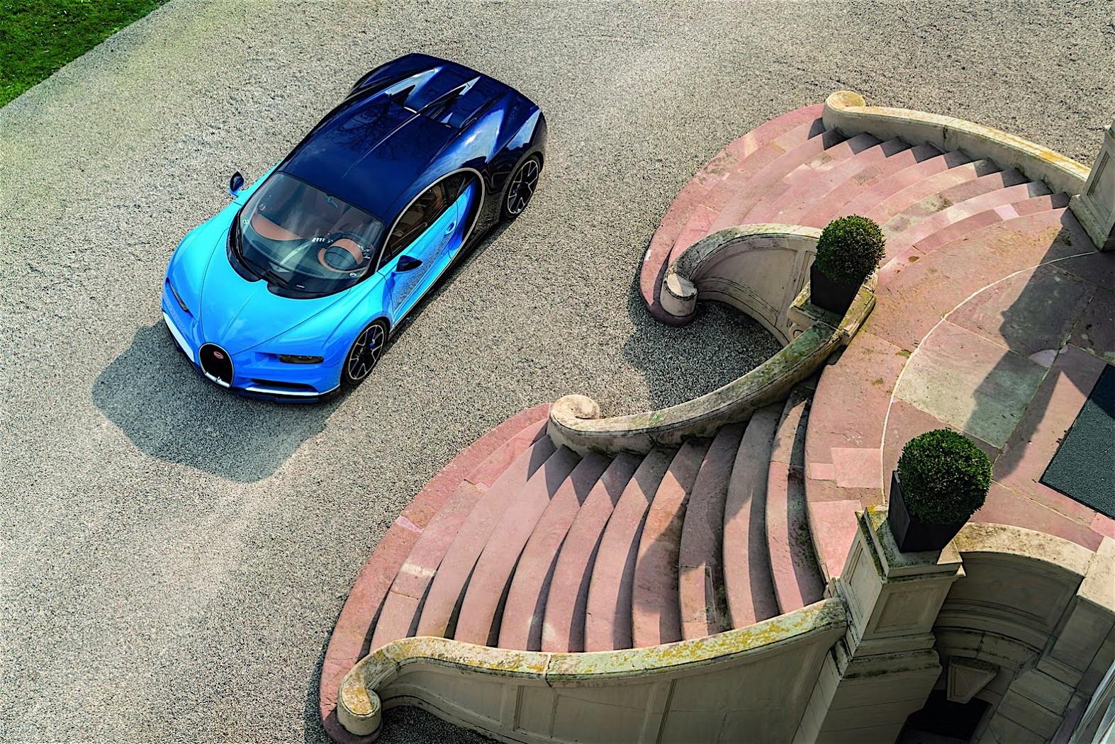 bugatti chiron super sport what it could become autoevolution. Black Bedroom Furniture Sets. Home Design Ideas