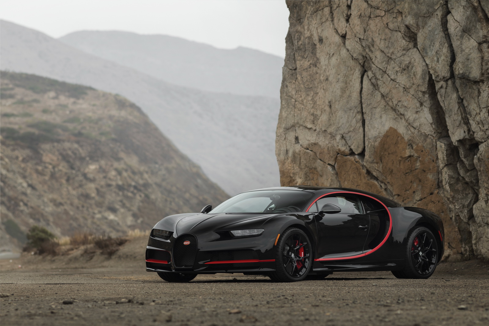 Bugatti Chiron With Batmobile Vibe Sells For Nearly 3 8